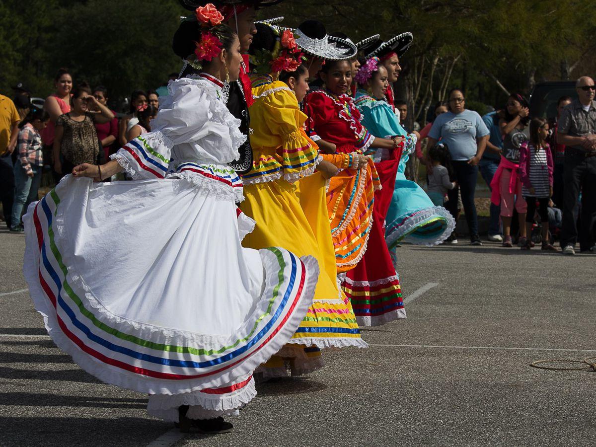 Festival Latino celebrated on Cinco de Mayo