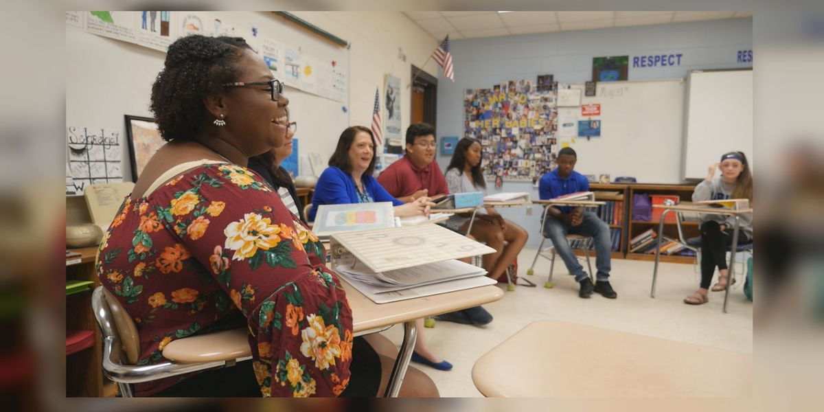 Laney High School's teacher cadet program going strong for 19 years and counting