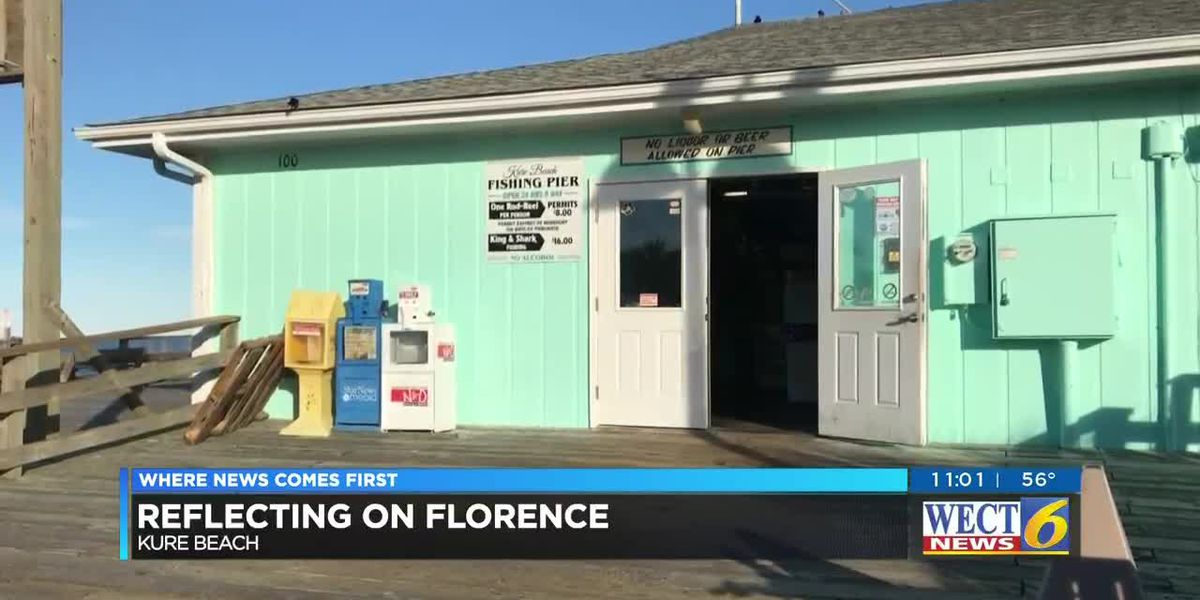 Kure Beach leaders reflect on Hurricane Florence, discuss ways to improve