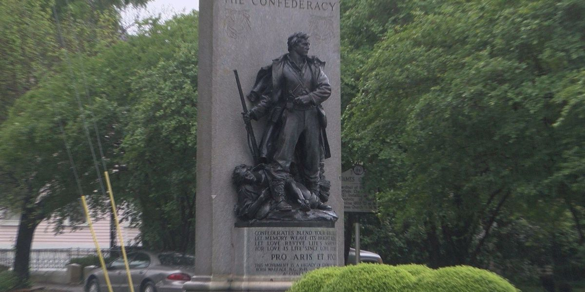 My turn: the circumstances surrounding a Confederate statue's placement