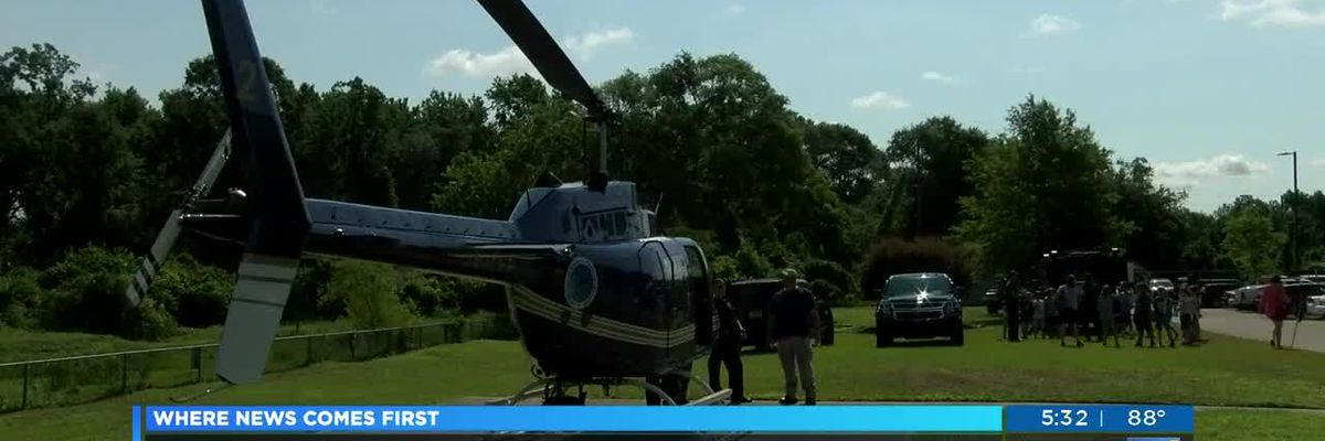 Kids learn about law enforcement during WPD's Demo Day