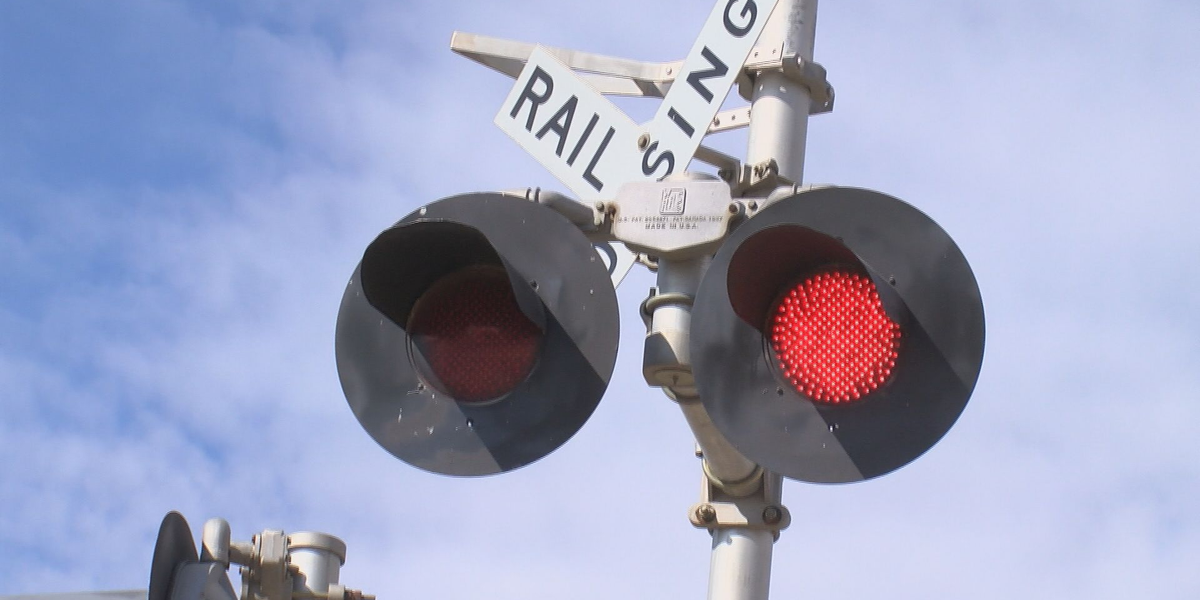 Railroad crossing repairs to impact traffic