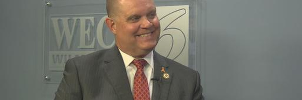 Charlie Miller, republican candidate for NC House 19th District