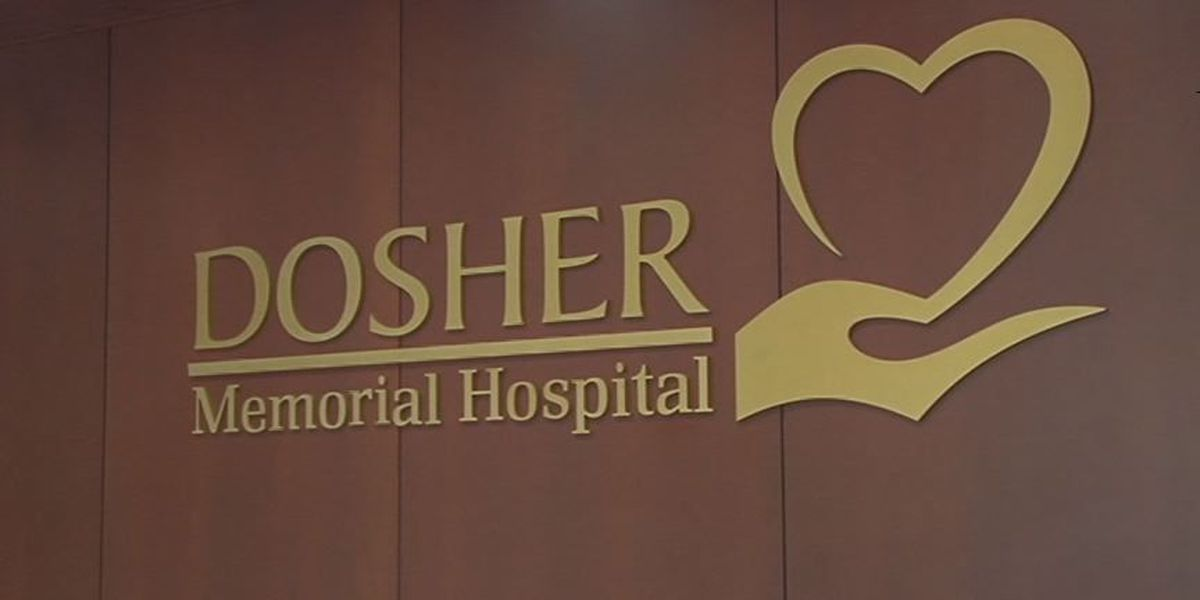 Dosher Memorial Hospital CEO stepping down
