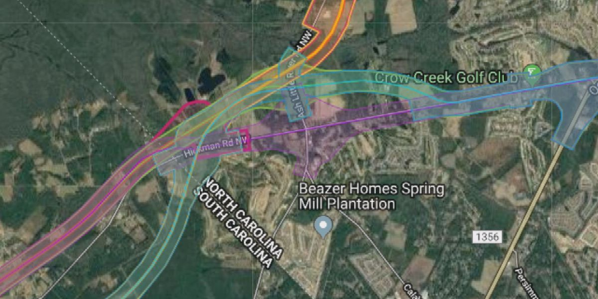 Proposed routes for Highway 31 extension project causes concerns for neighbors