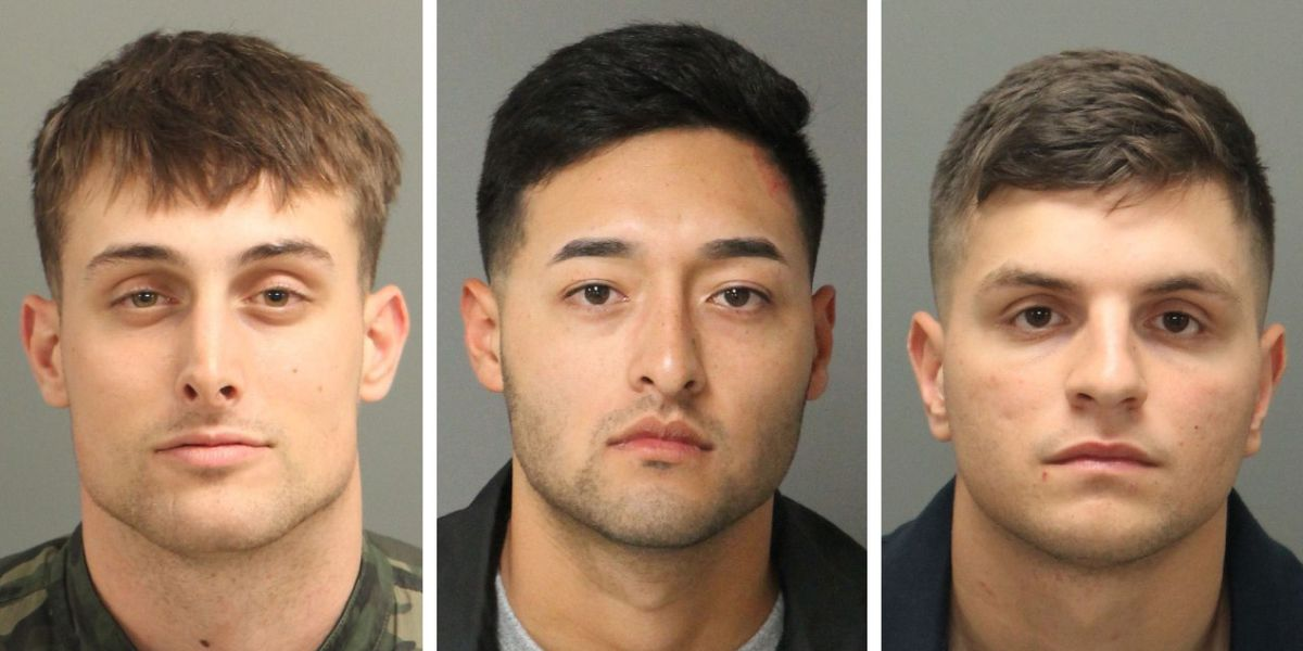 3 Marines charged with assaulting man outside Raleigh nightclub
