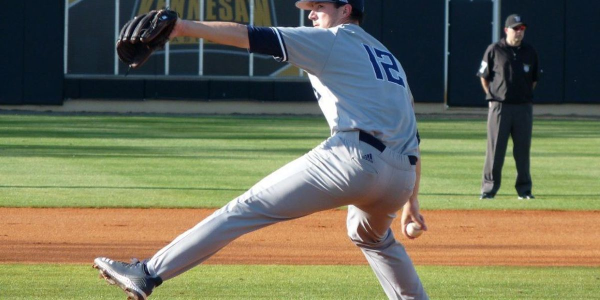 UNCW baseball fall on the road at Hofstra