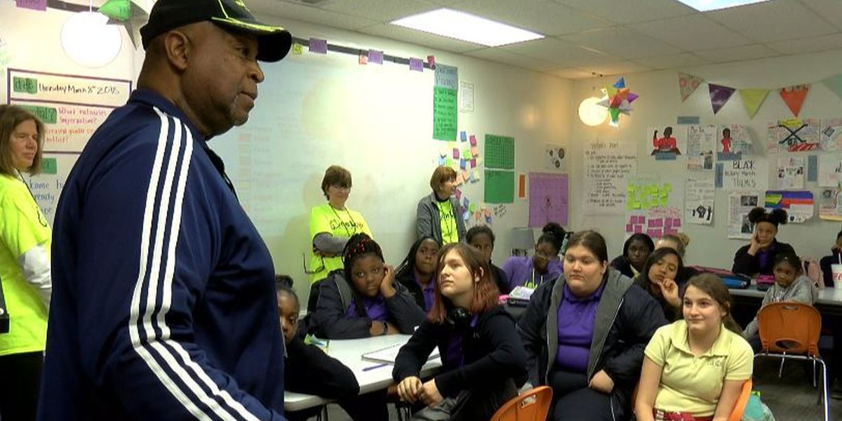 Letters from GLOW Academy students bring notice to the legacy of tennis great Althea Gibson