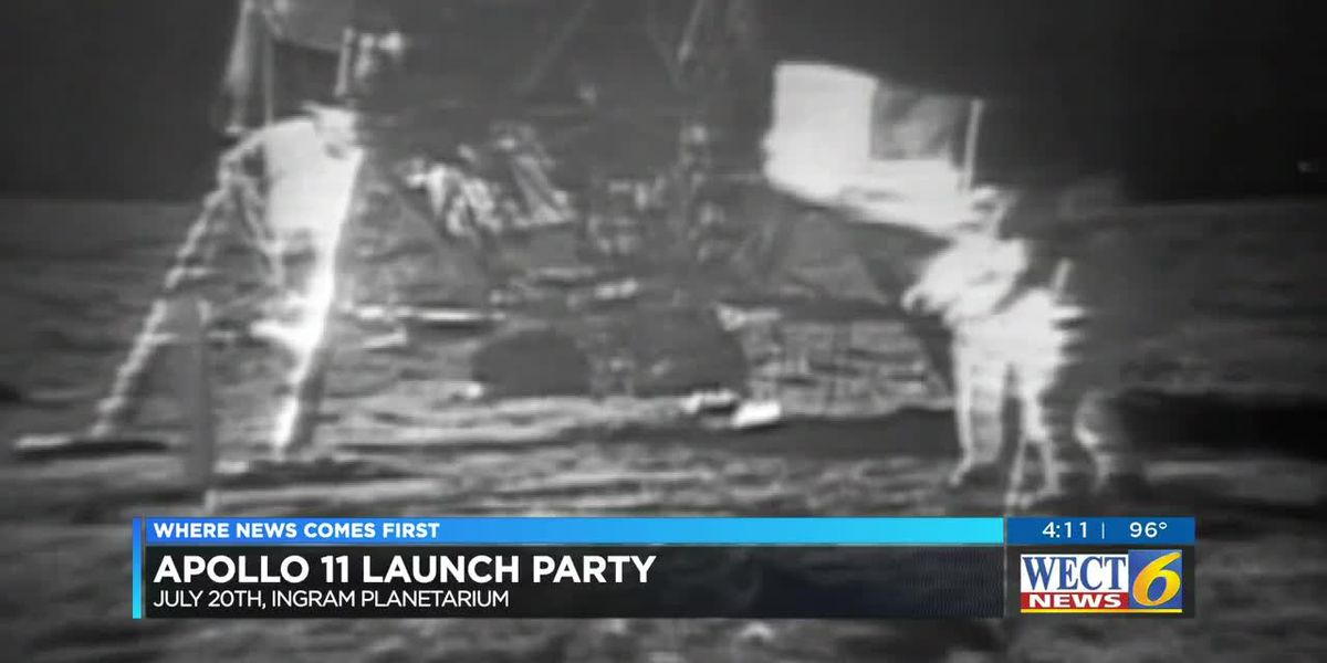 Celebrating the 50th anniversary of Apollo 11's mission to the moon