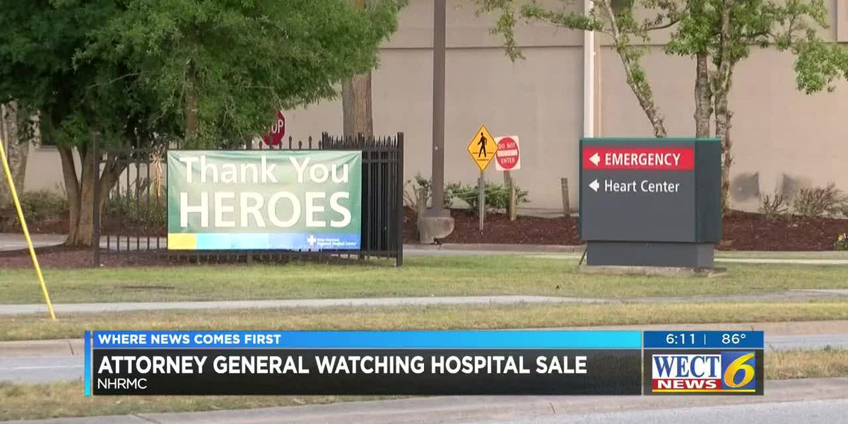 NC Attorney General to review NHRMC hospital sale