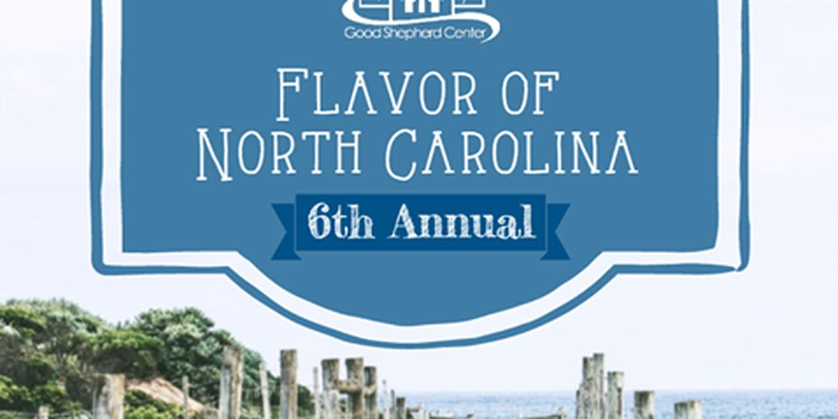 6th Annual Flavor of North Carolina kicks off Saturday night