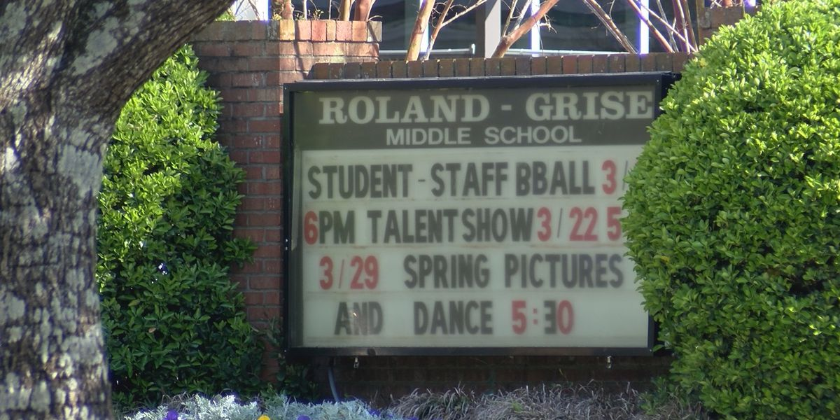 Parent arrested on drunk and disorderly charge at Roland-Grise Middle School