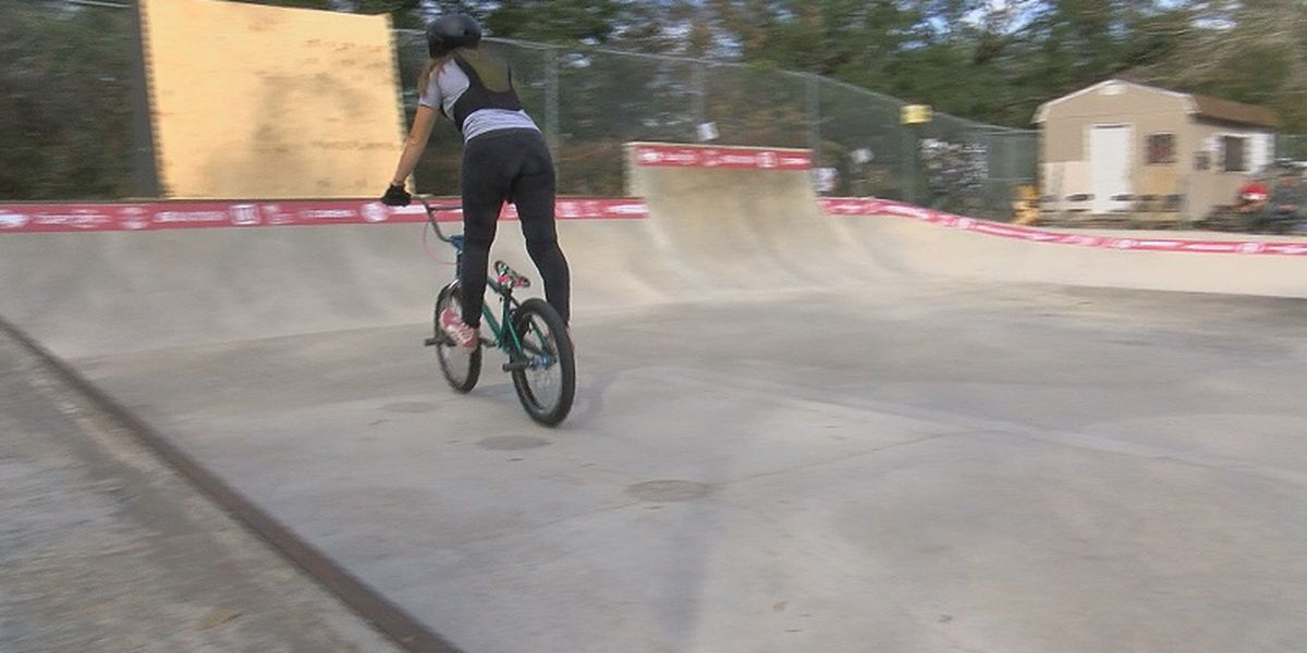Wilmington welcomes BMX cyclists from around the globe for Olympic competition