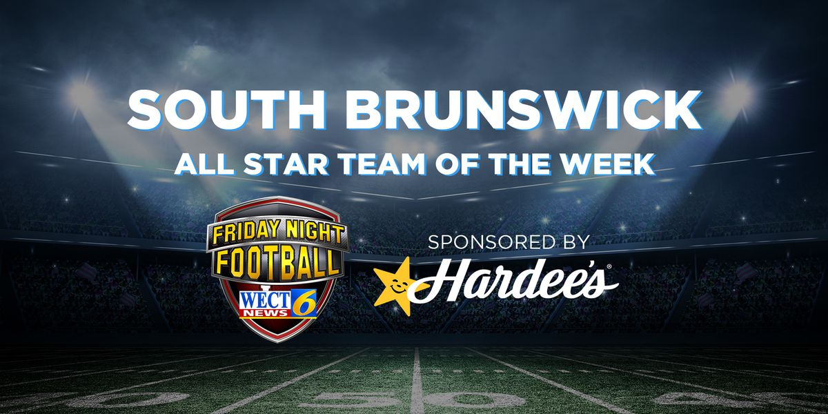 South Brunswick named WECT All Star team of the week