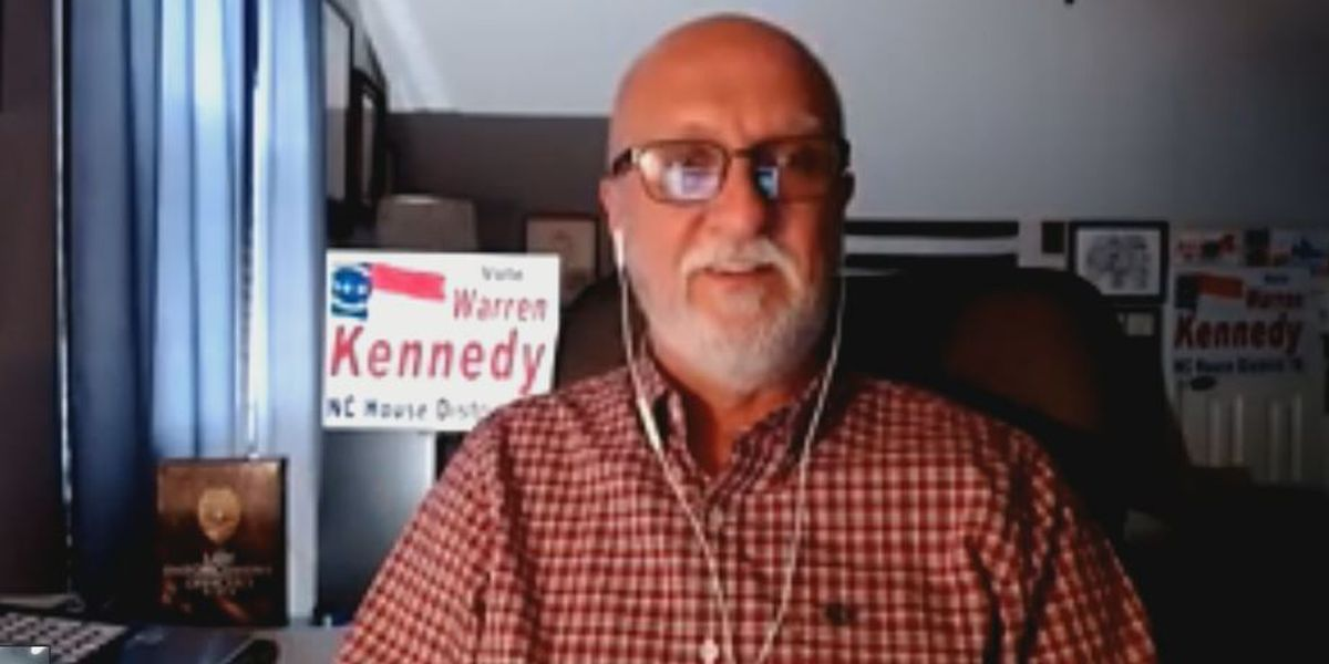 Warren Kennedy is the republican candidate running for the District 18 seat in the NC House of Representatives