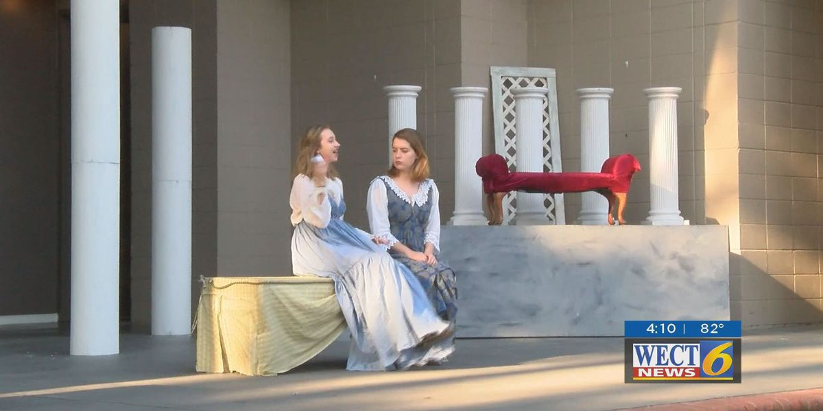 Take in the works of Shakespeare at an outdoor amphitheater