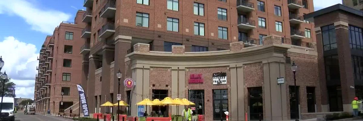 Ruth's Chris Steak House is moving to new location