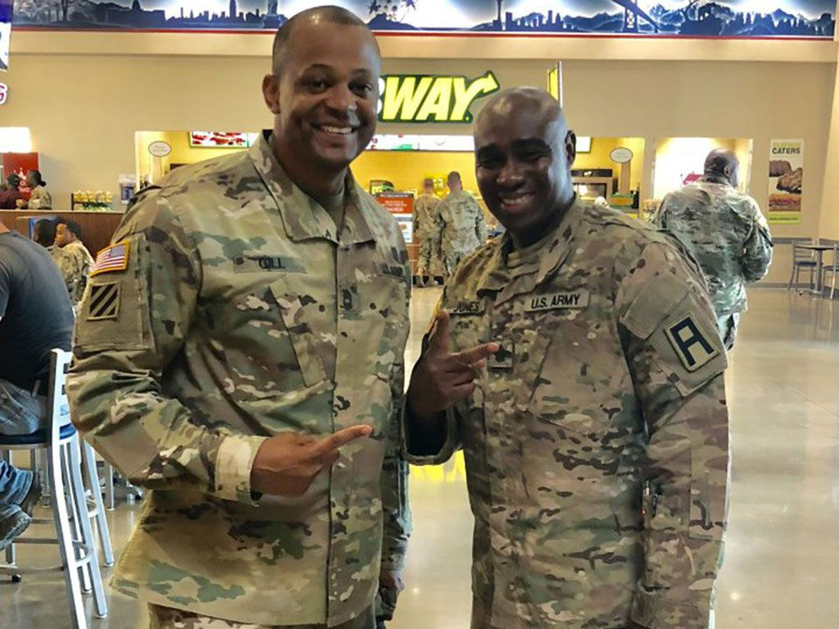 Soldiers who served together over 2 decades end military careers together, too