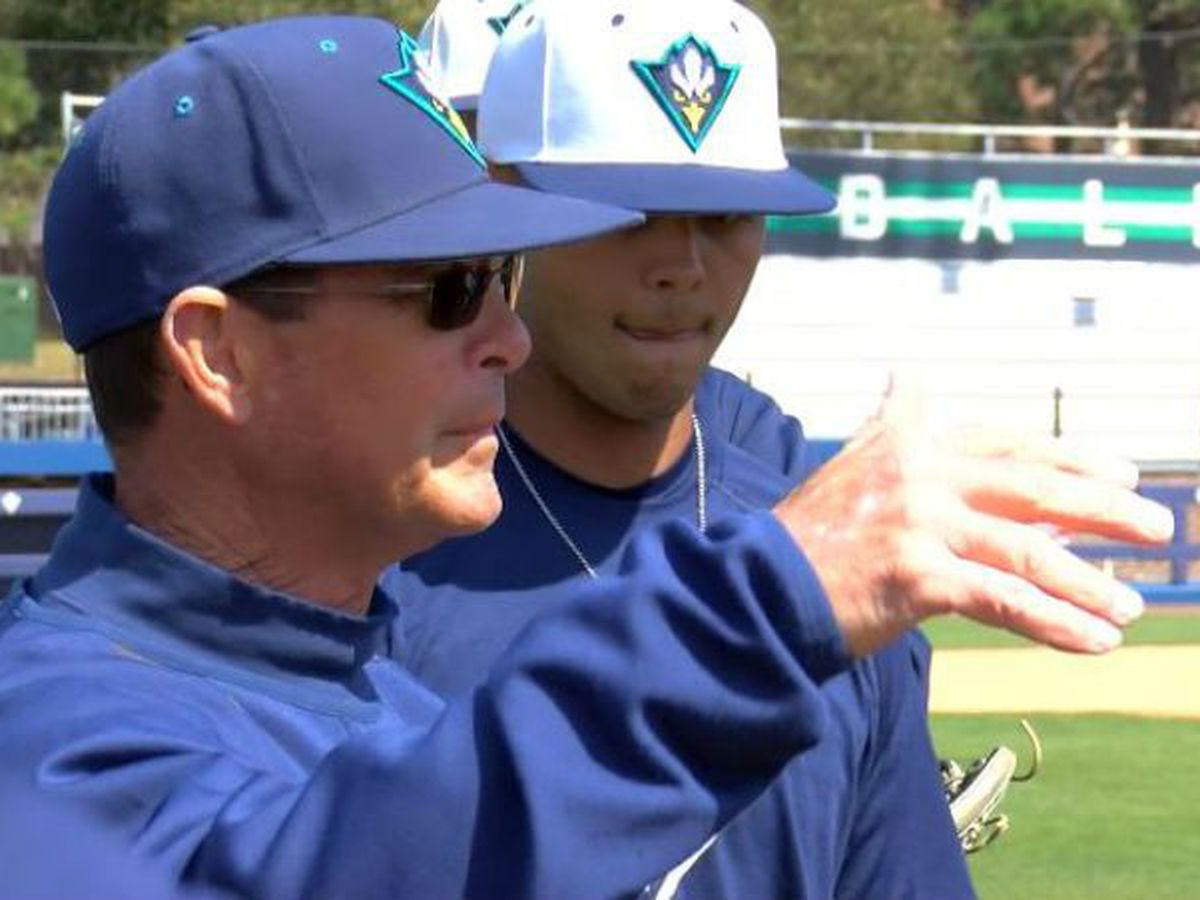 UNCW Baseball Coach Mark Scalf discusses his decision to retire after 2019 season