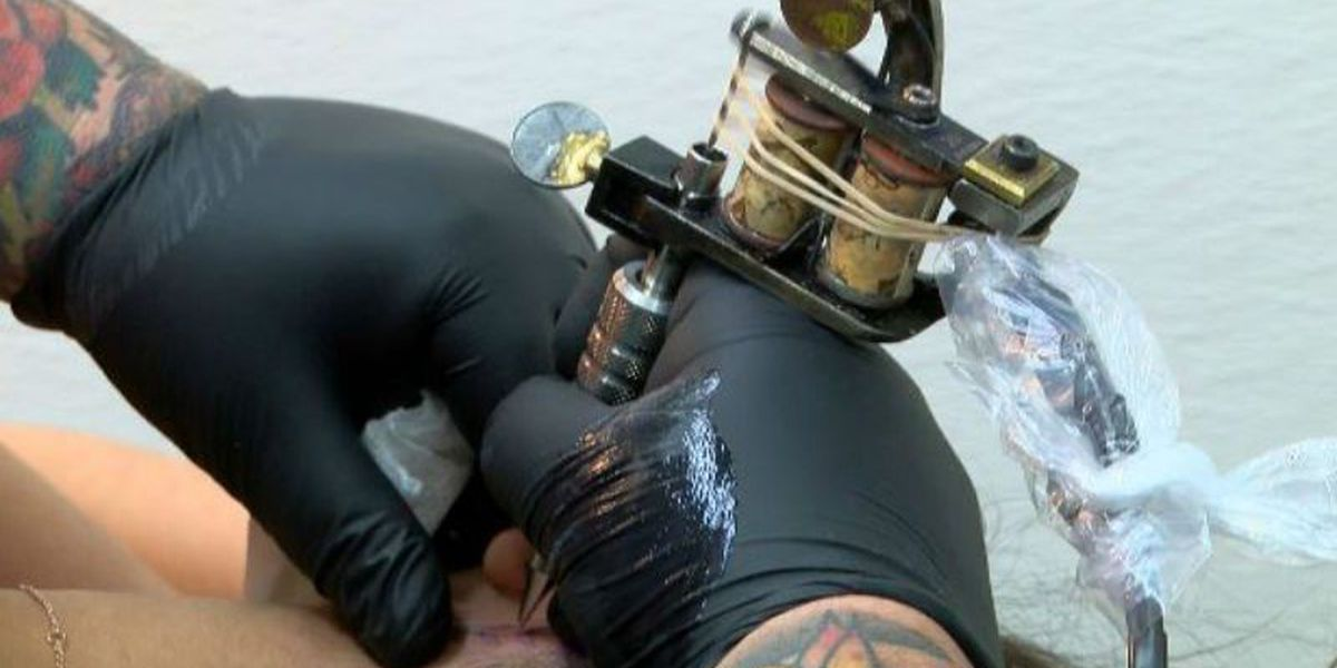 As tax season ends and beach season nears, tattoo shops see spike in business