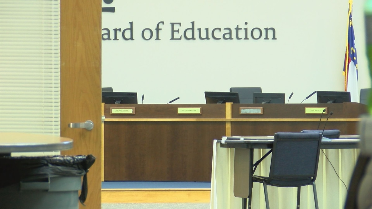 LIVE: New Hanover County Schools leaders discuss upcoming school year