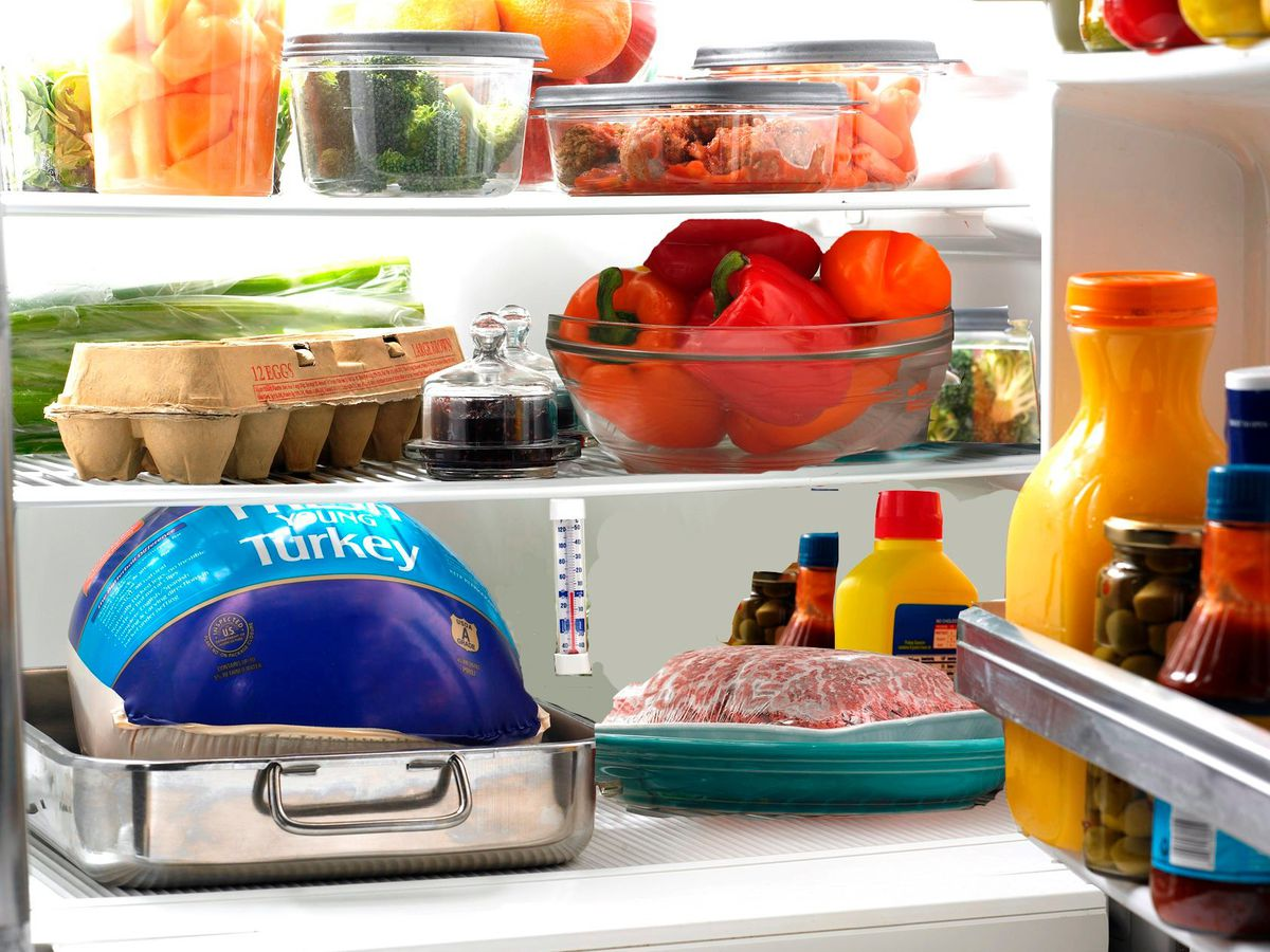 So your power went out for hours, is the food from the refrigerator safe to keep?