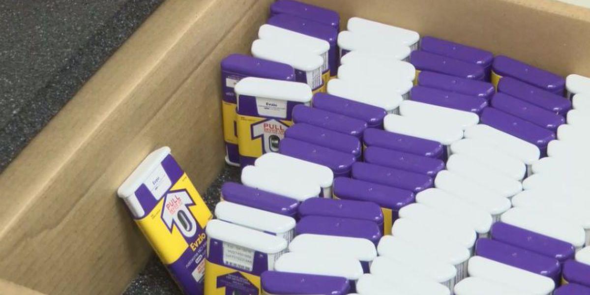 Brunswick deputies will carry Naloxone to help save those overdosing on heroin