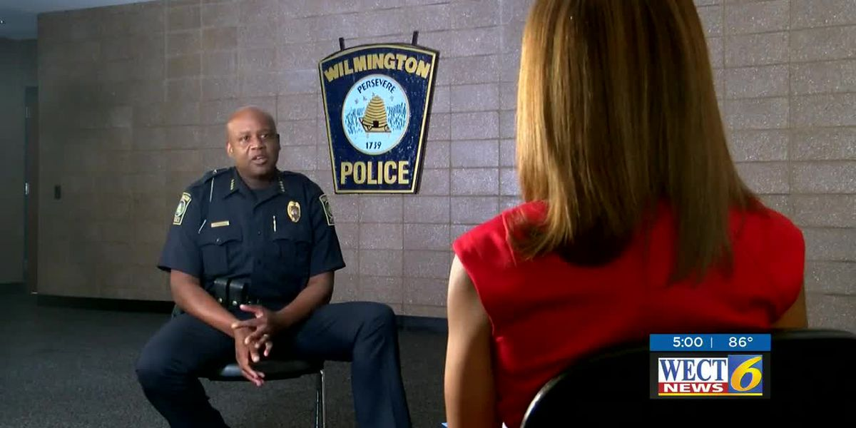 Chief Donny Williams: Rising through the Ranks: Part 1