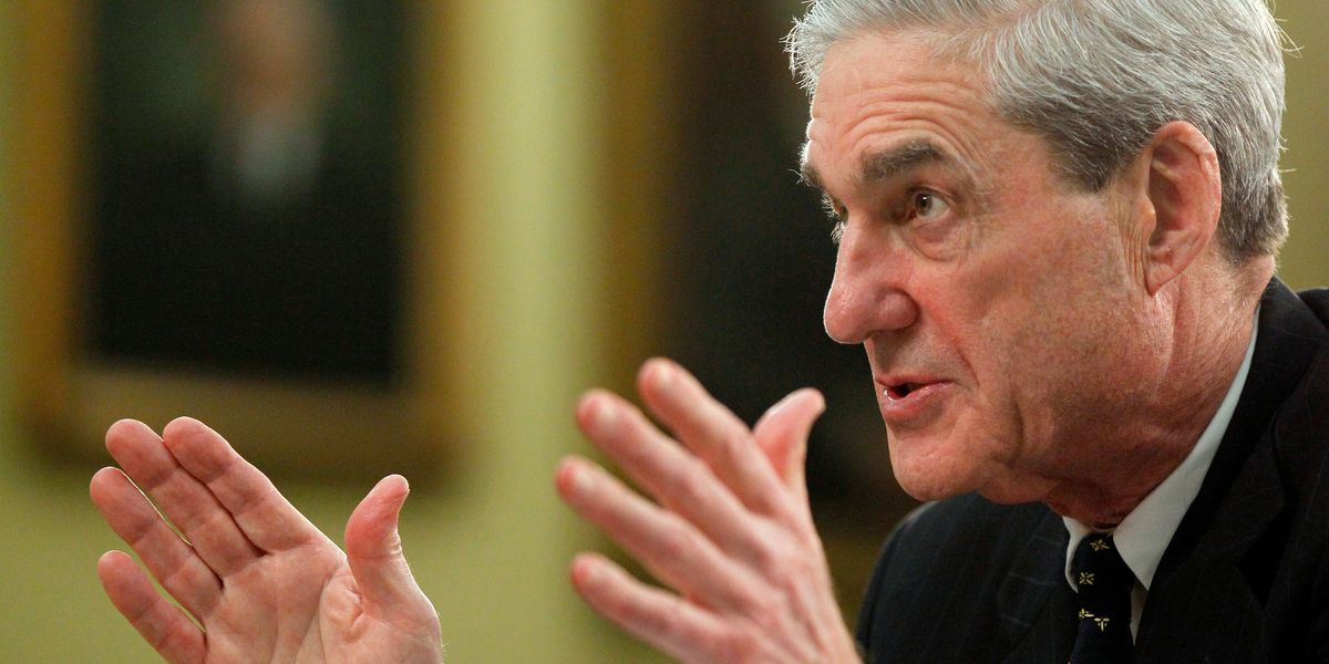Mueller report did not find Trump campaign conspired with Russia
