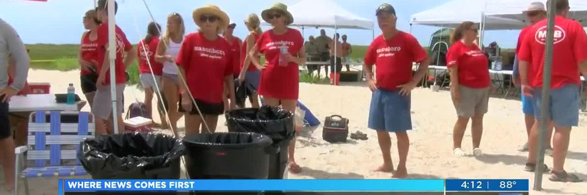 Volunteers needed to clean up coast on America's birthday