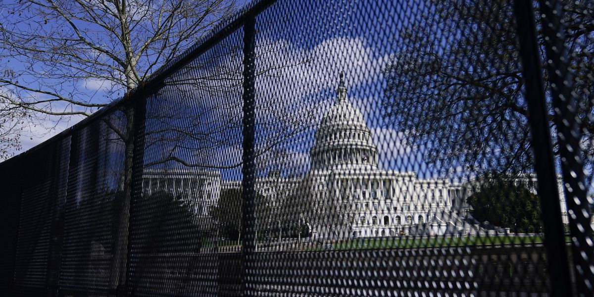 Deadly breach could delay decisions about Capitol fencing