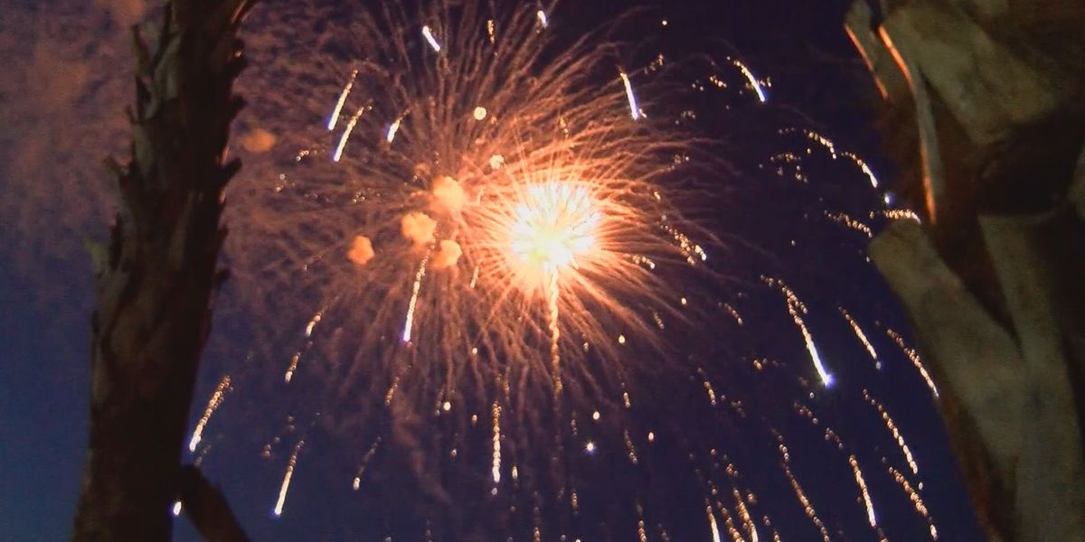Carolina Beach cancels Fourth of July fireworks, hopes to have them Labor Day weekend