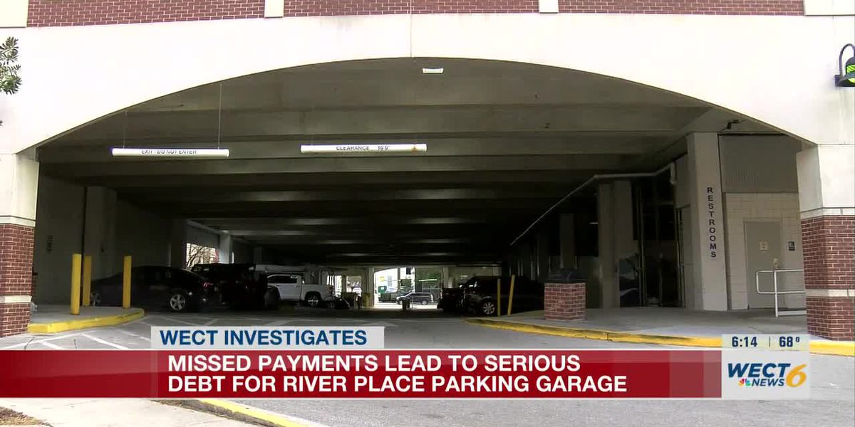 River Place managers in debt to City of Wilmington for parking