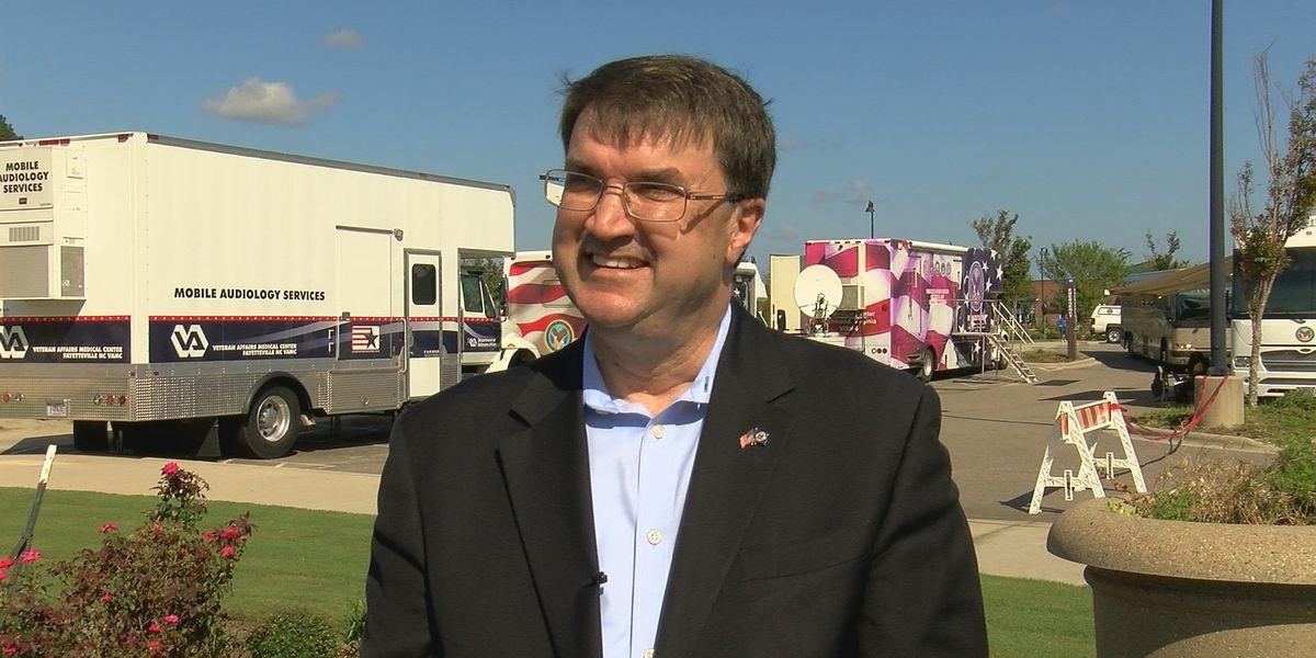 VA Secretary pays visit to Wilmington