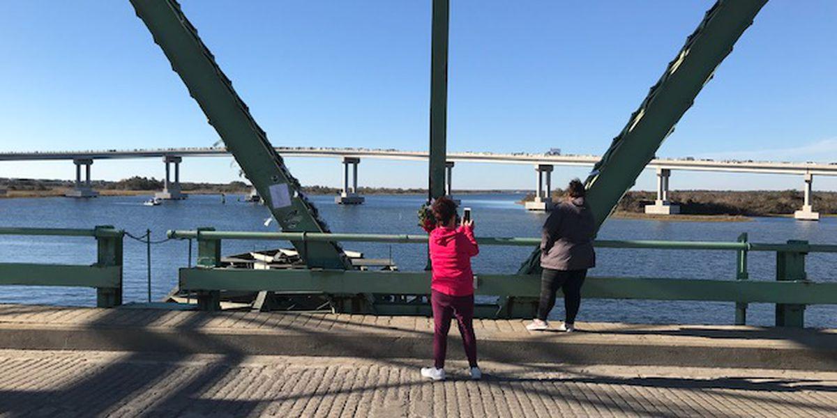 Surf City's brand new high-rise bridge opens to traffic