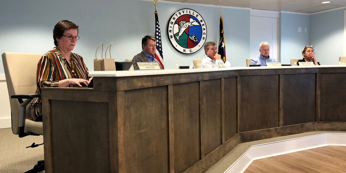 Wrightsville Beach Board of Aldermen approve conditions of water agreement with CFPUA