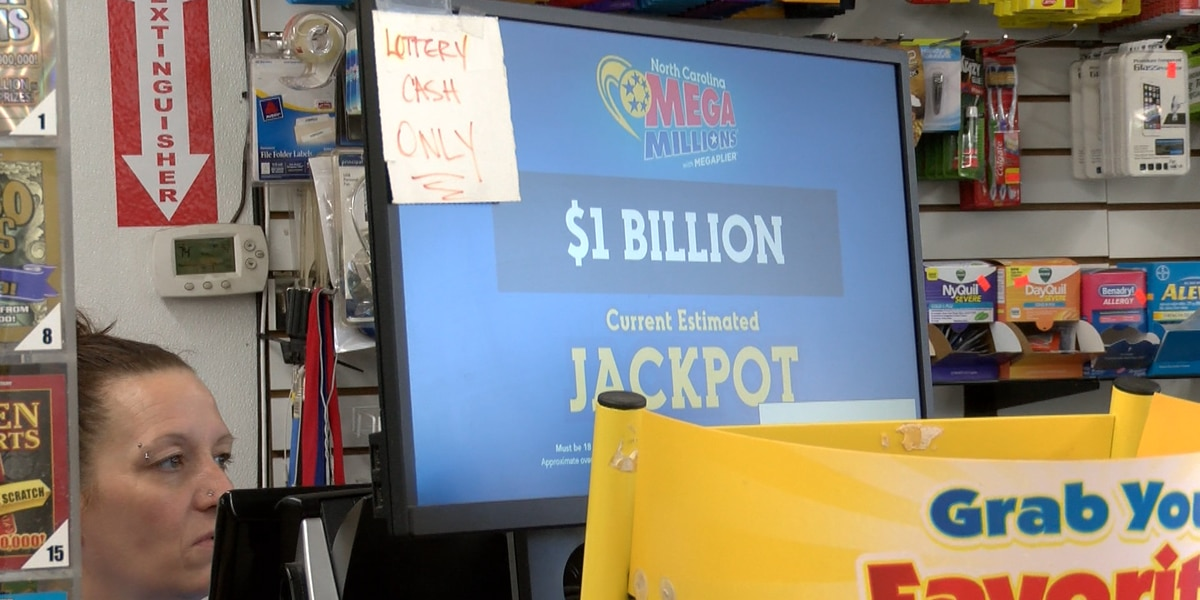 Wilmington lottery ticket sales spike as Mega Millions jackpot reaches $1 billion