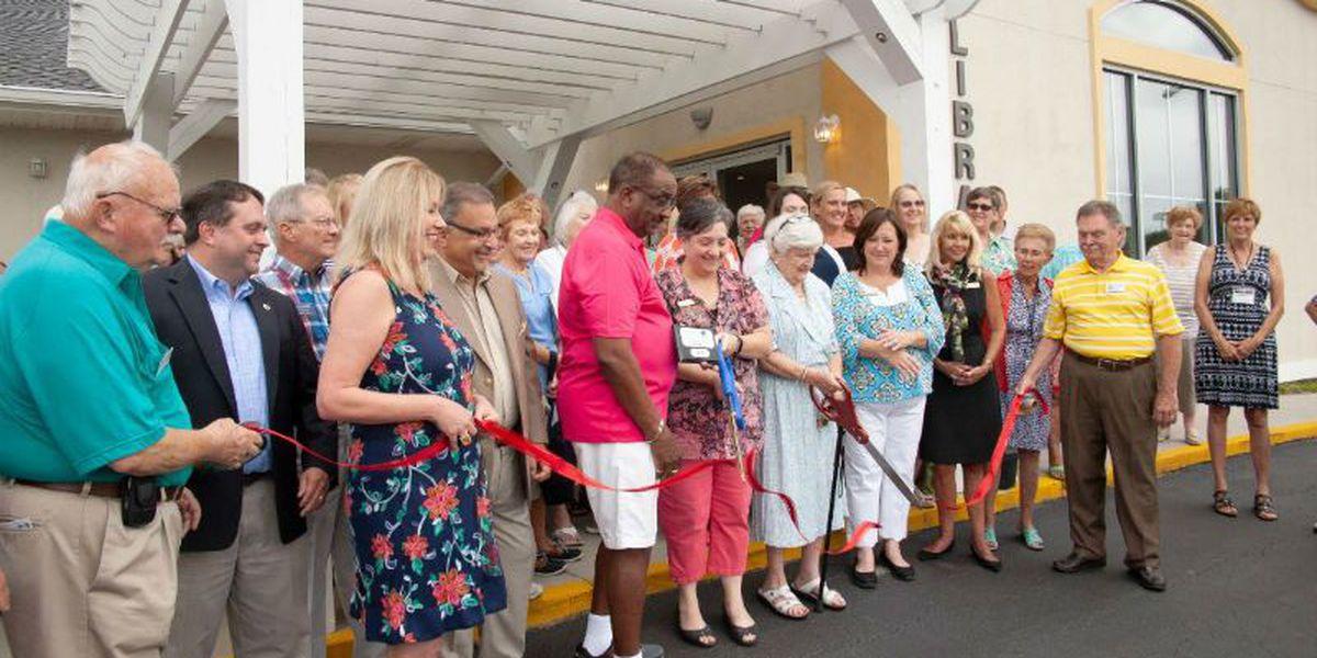 Brunswick County celebrates opening of Southwest Branch Library