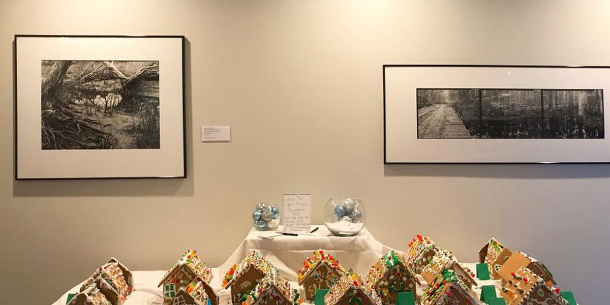 Gingerbread House contest for Brigade Boys & Girls Club