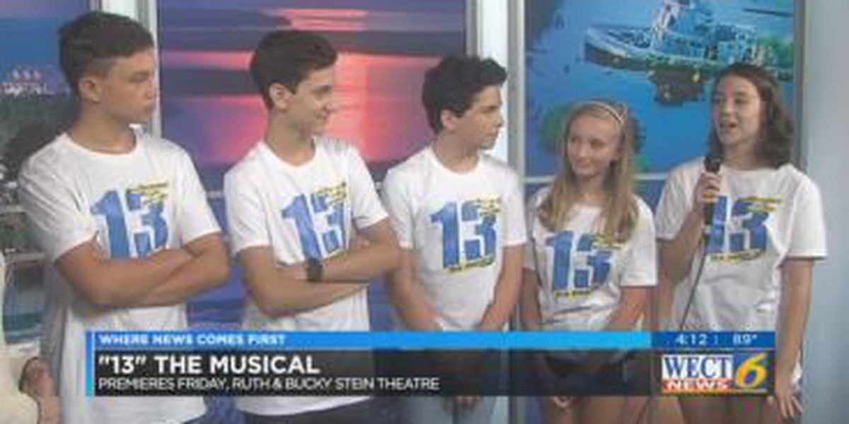 Talented teens star in a musical about growing up