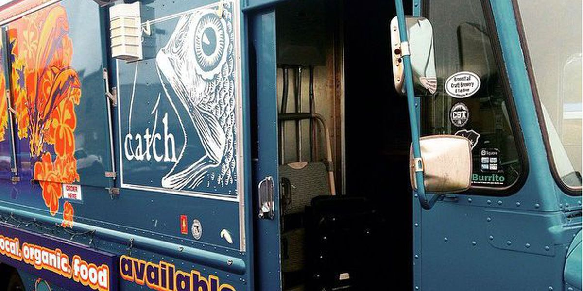 Wilmington food truck requested by crew for Atlanta movie filming
