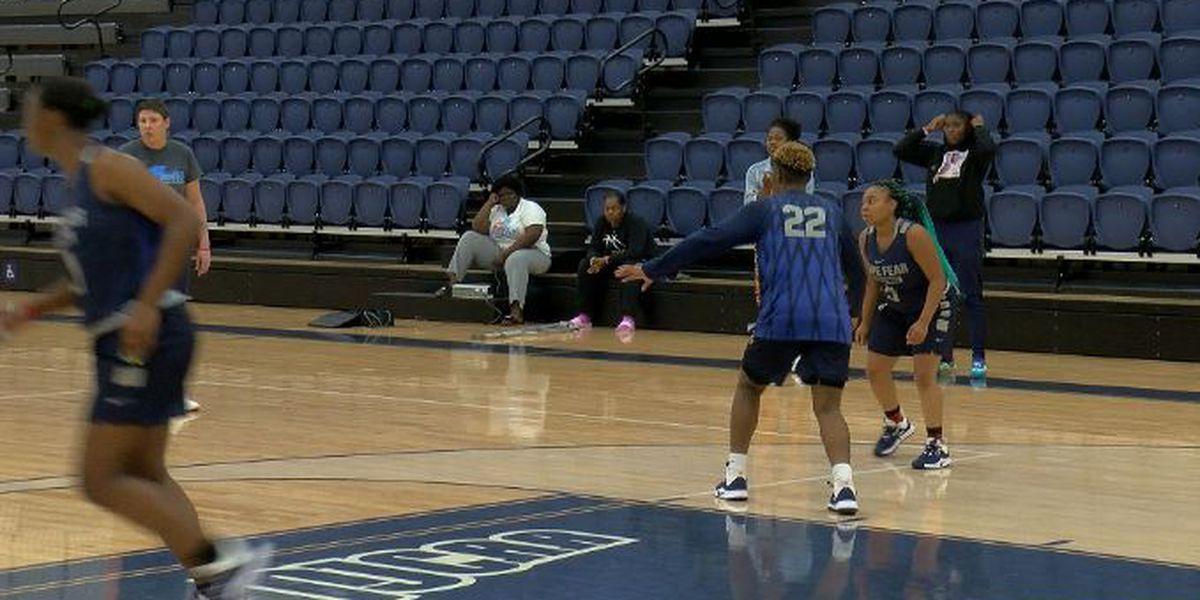 Cape Fear C.C. women's basketball battling injury bug
