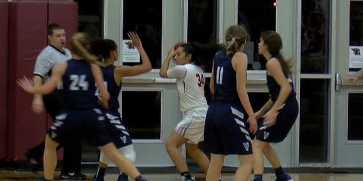 Ashley's Lexi Hinson named WECT Athlete of the Week