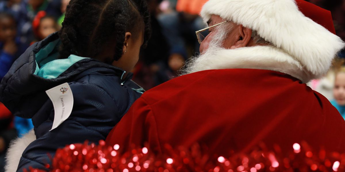 Despite pandemic, Santa Claus is still coming to town