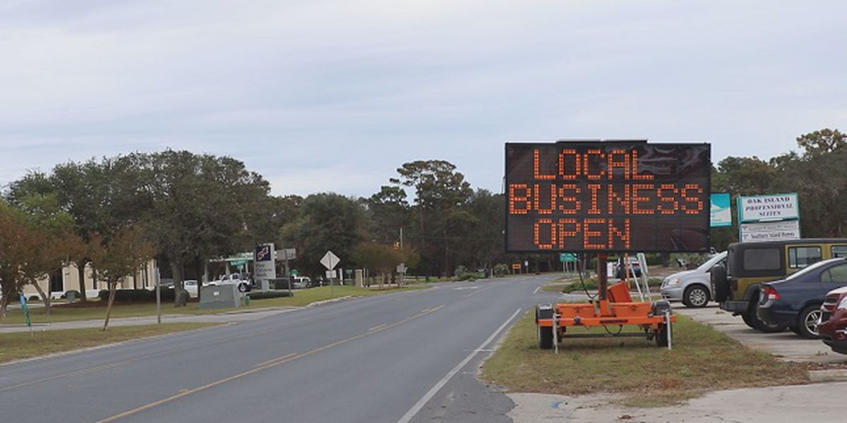 New campaign started to help local business owners near the Barbee Bridge