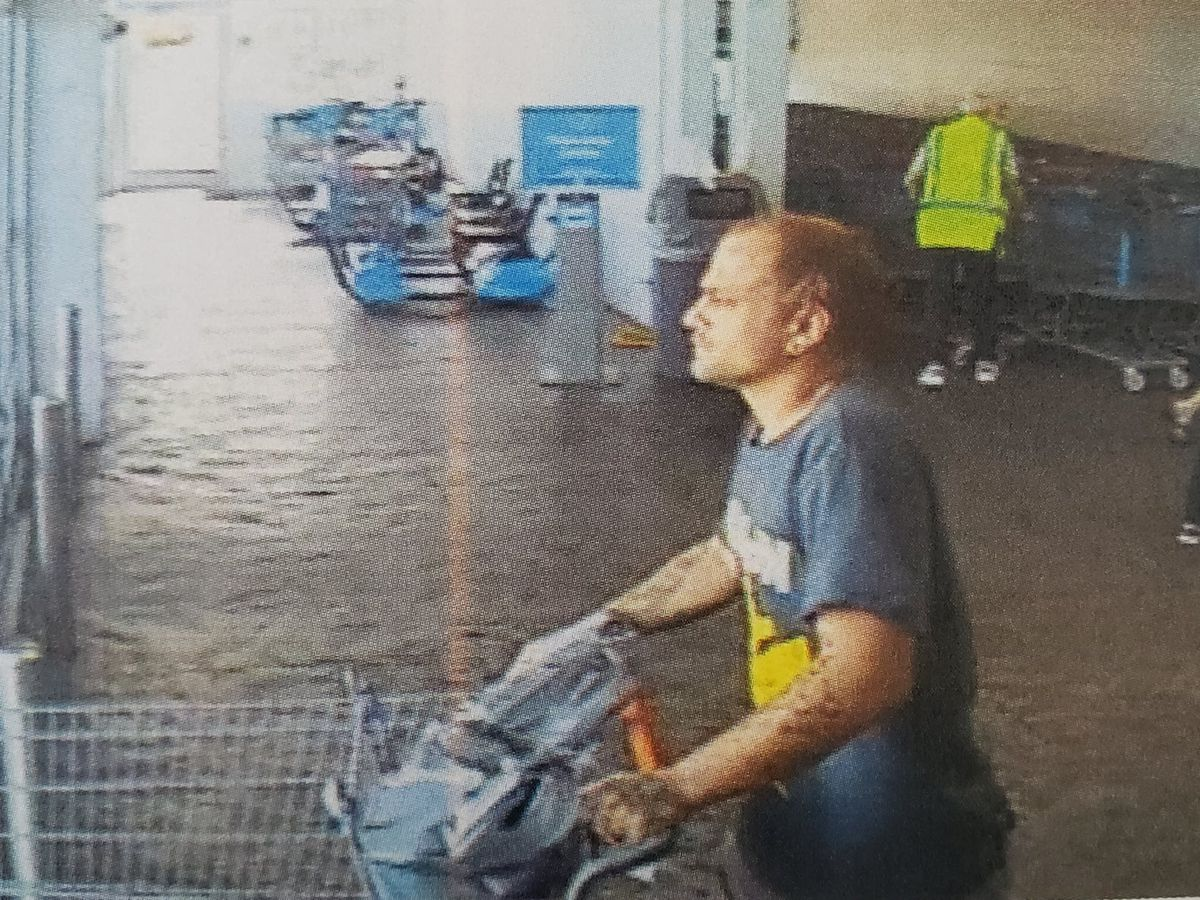 Southport Police need your help identifying a criminal suspect