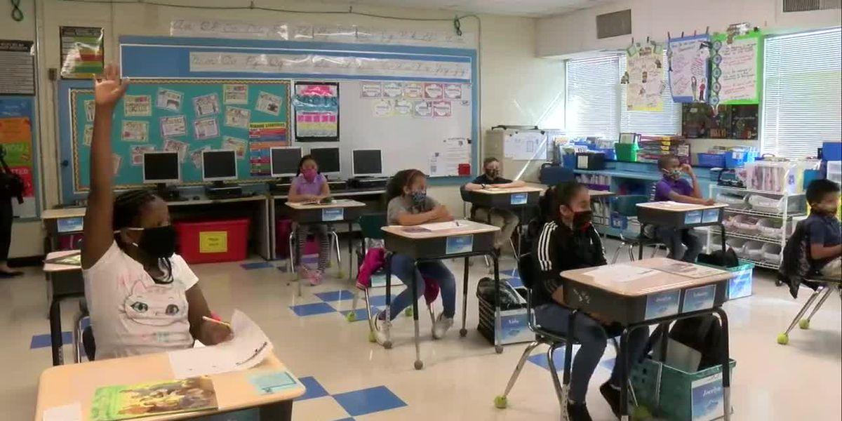 NHC school leaders say they've seen big improvements with hybrid learning