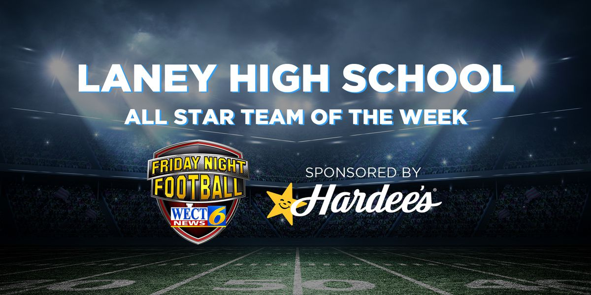 Laney named WECT All Star team of the week