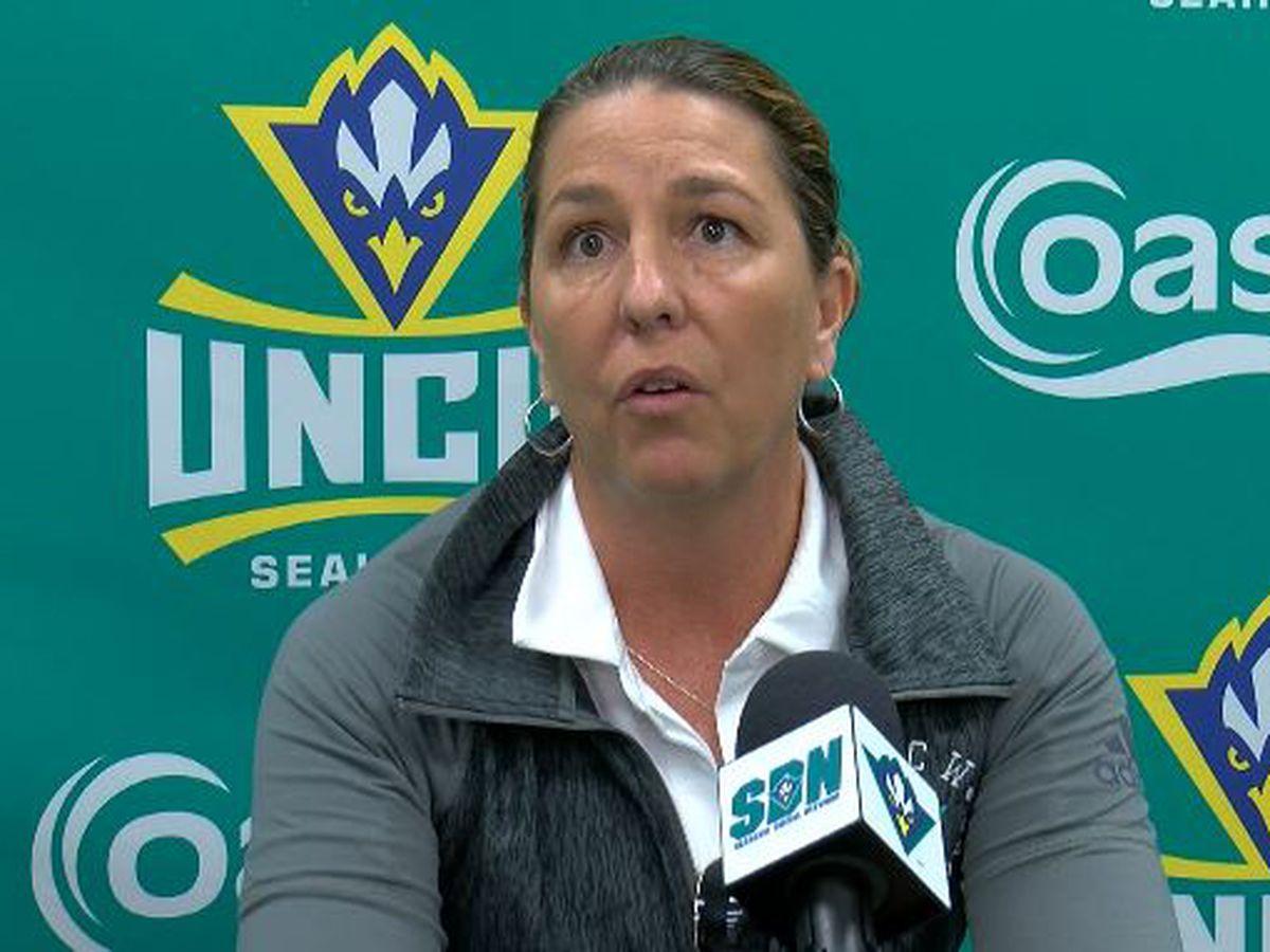 UNCW quietly announces interim women's basketball head coach ahead of media day; Barefoot still head coach