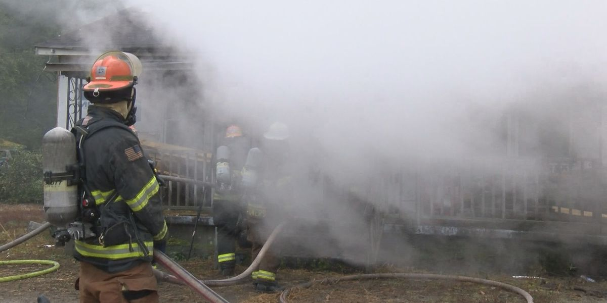 New Hanover County crews to conduct live fire training Monday